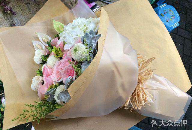 韩式小清新花束