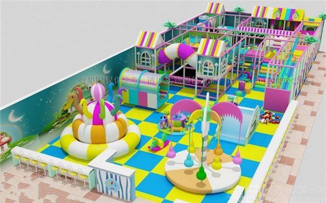 奇乐儿童乐园-美团