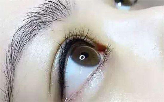 大众点评团:长沙今日团购:法国毕卡索兰馨美妆单人一线风情美睫线!