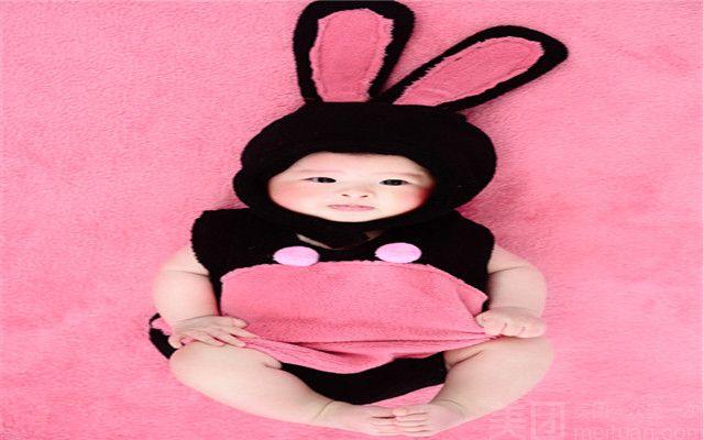 岭上宝贝儿童摄影-美团