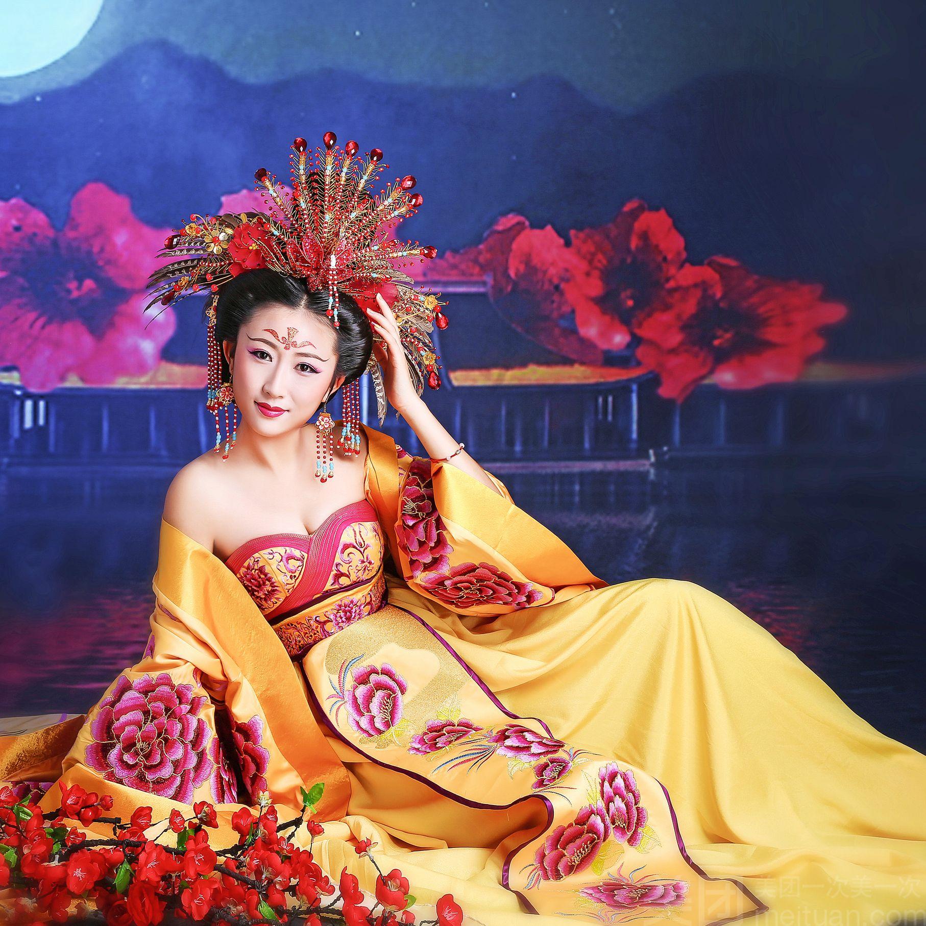 红妆_北京红妆佳人发型设计