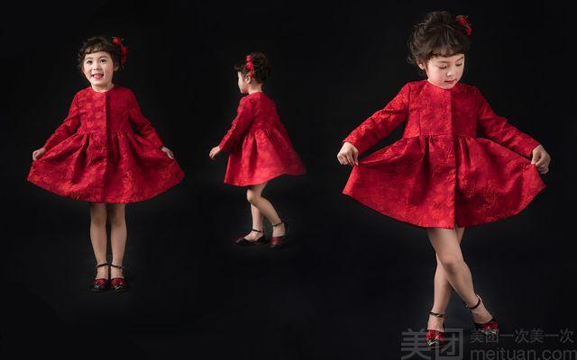 玛瑞莎儿童摄影(中国旗舰店)-美团