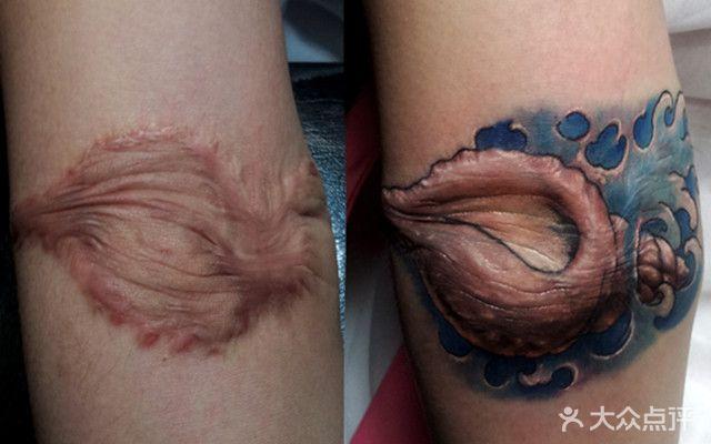 异绣堂纹身tattoo studio