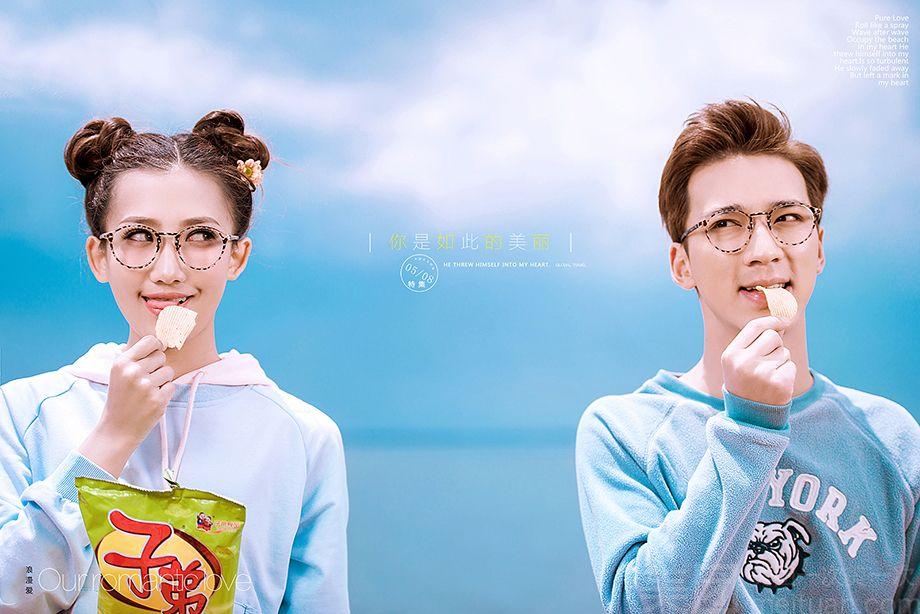 【左岸花语摄影】情侣照/双人闺蜜照