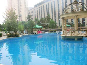 辉达健身游泳馆
