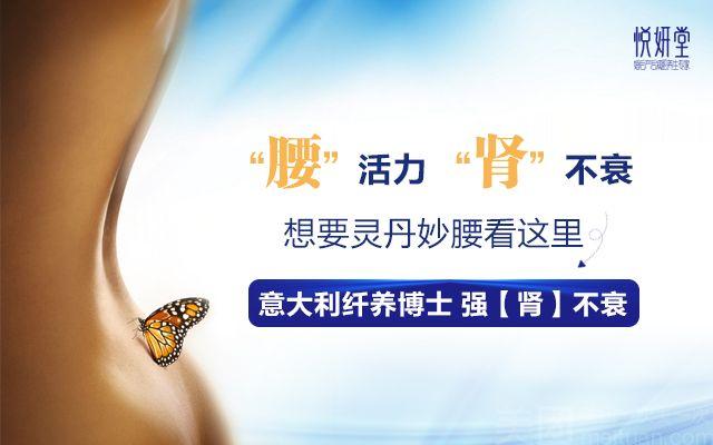 :长沙今日团购:【悦妍堂纤体养生中心】单人意大利纤养博士腰肾调理