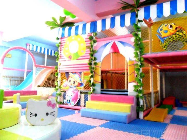 开心童乐园-美团