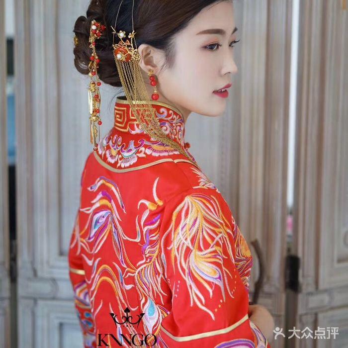 嫁衣·巴黎春天品牌婚纱集合店图片-北京女士婚纱