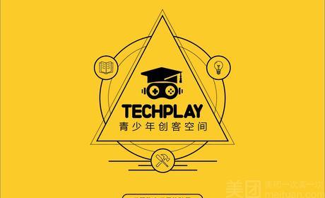 techplay 青少年创客空间图片