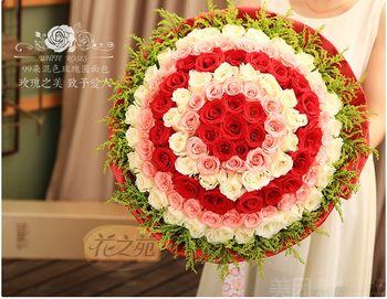 【安丘等】花火鲜花-美团