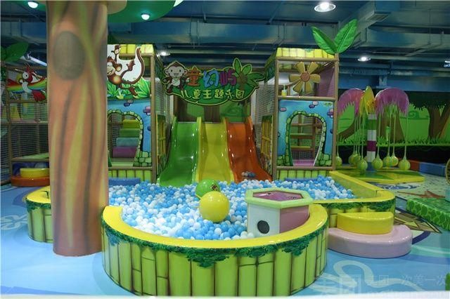 童幻屿儿童主题乐园-美团