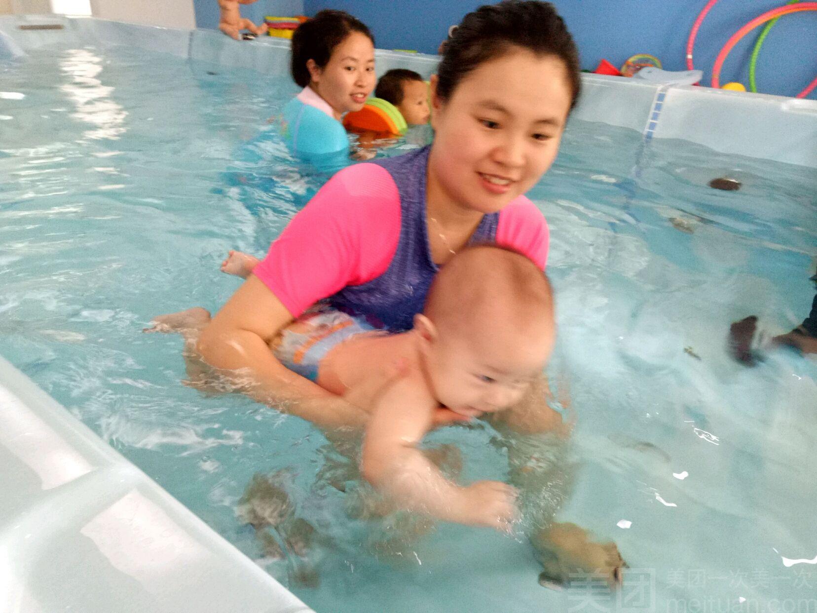 :长沙今日钱柜娱乐官网:【月儿湾婴幼儿戏水乐园】水育运动