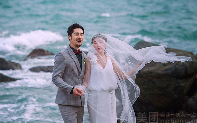 维纳斯国际婚纱摄影-美团