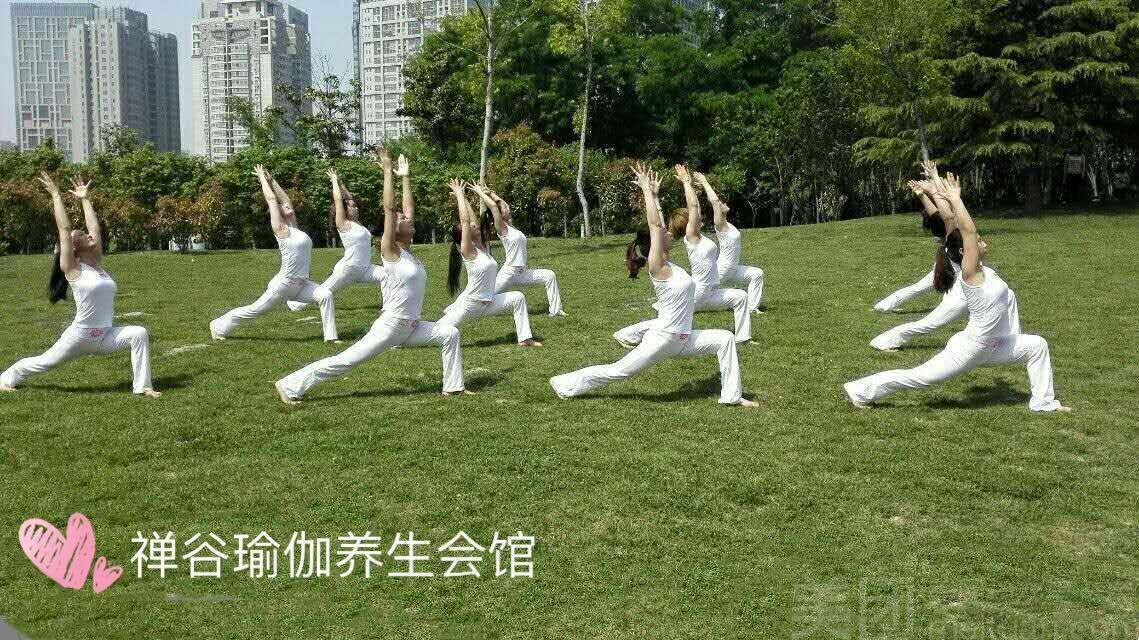 禅谷瑜伽养生会馆-美团
