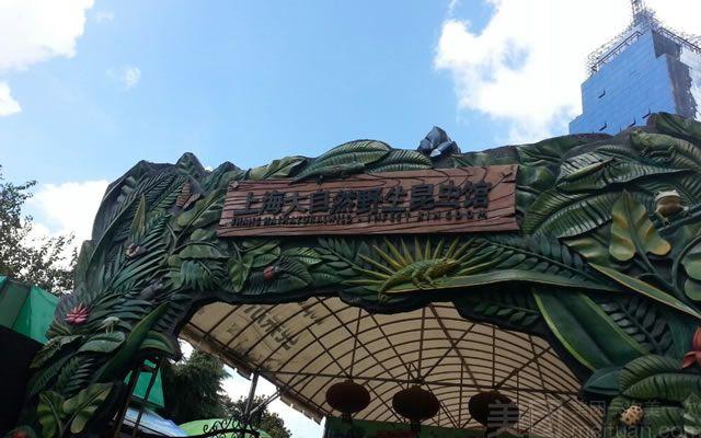 上海大自然野生昆虫馆-美团
