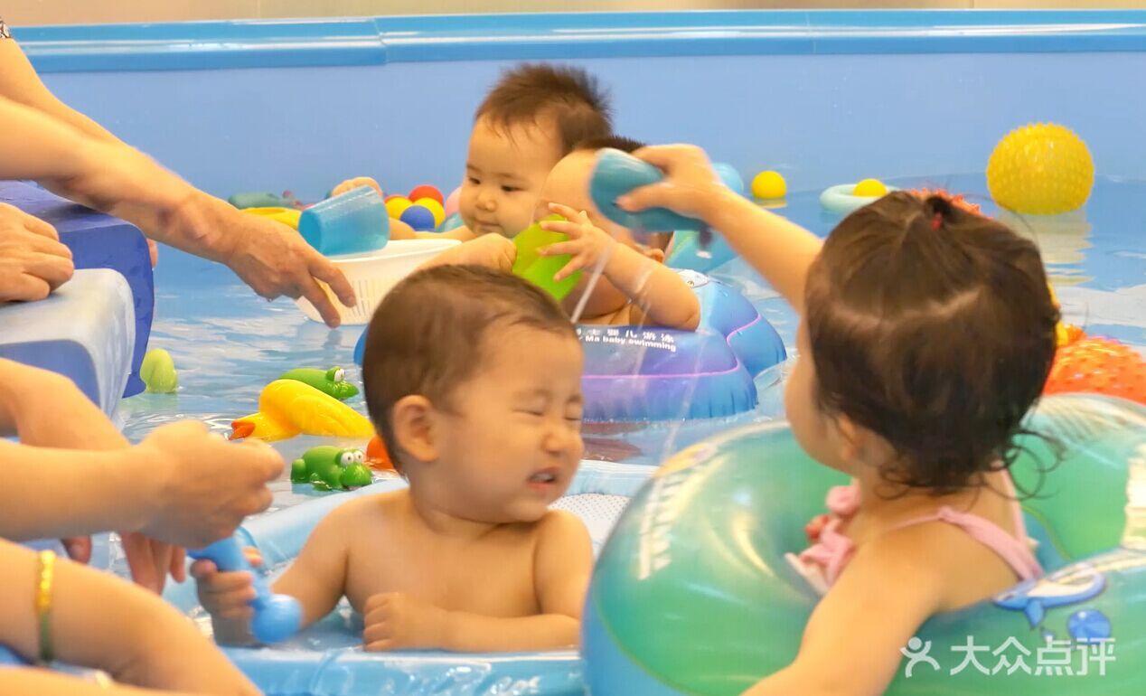 [2店通用] 马博士婴幼儿游泳