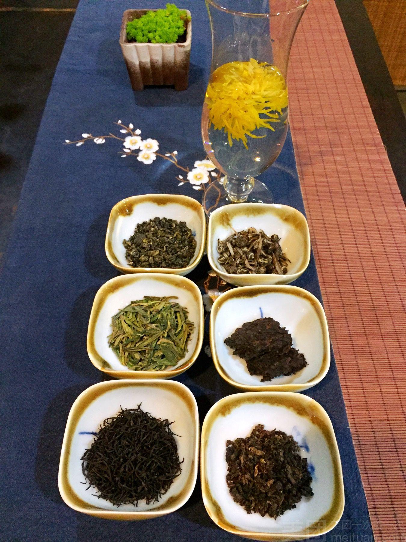 悦茶坊 • 空中花院-美团