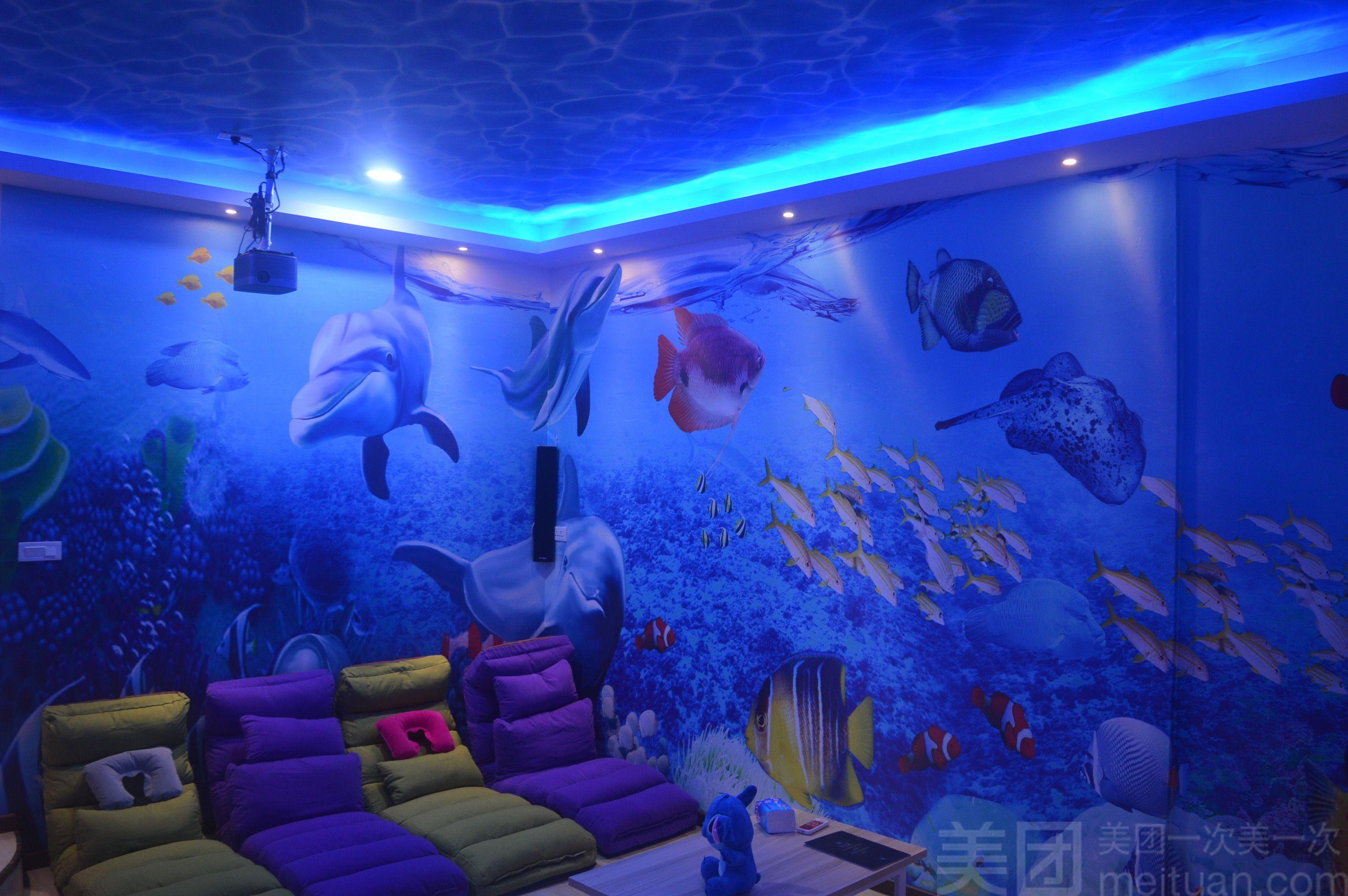 壁纸 海底 海底世界 海洋馆 水族馆 3008_2000