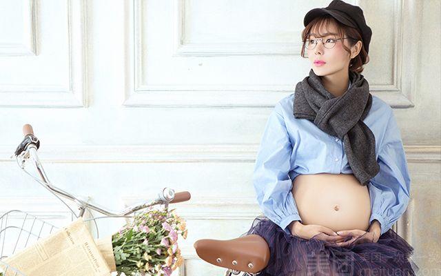 :长沙今日钱柜娱乐官网:【真真宝贝儿童摄影】孕妇照/宝宝照单套特惠精品套餐