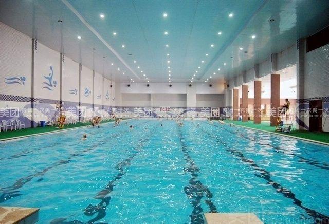 五洲俱乐部温泉游泳馆-美团