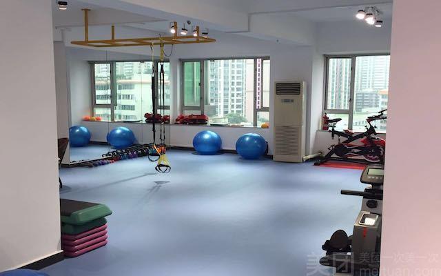 休闲娱乐团购 运动健身 凡动a健身工作室   单人私教课程2次 套餐内容