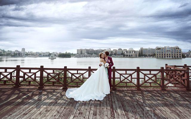 米兰时光婚纱摄影