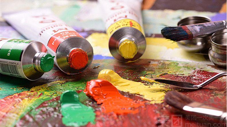 猫说Art 绘画工作室-美团
