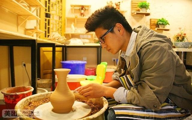 三玄陶舍·陶艺陶吧DIY手工制作体验馆(大雁塔小寨店)-美团