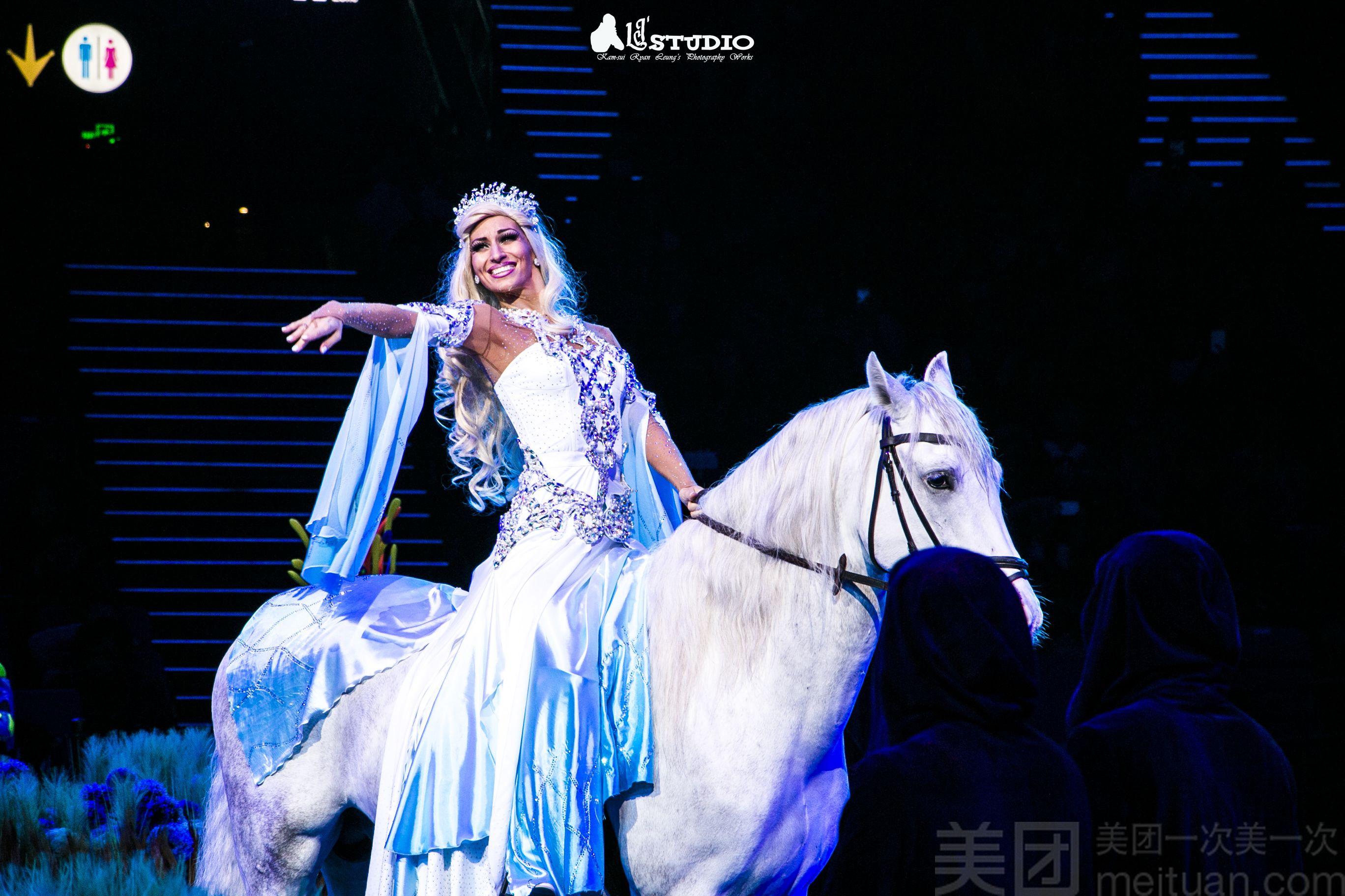 厦门集美 灵玲国际马戏城 灵玲动物王国门票