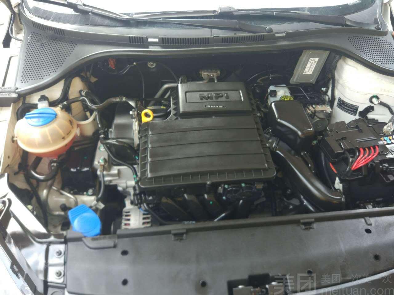 【车安捷汽车俱乐部】发动机舱清洗 机舱护理