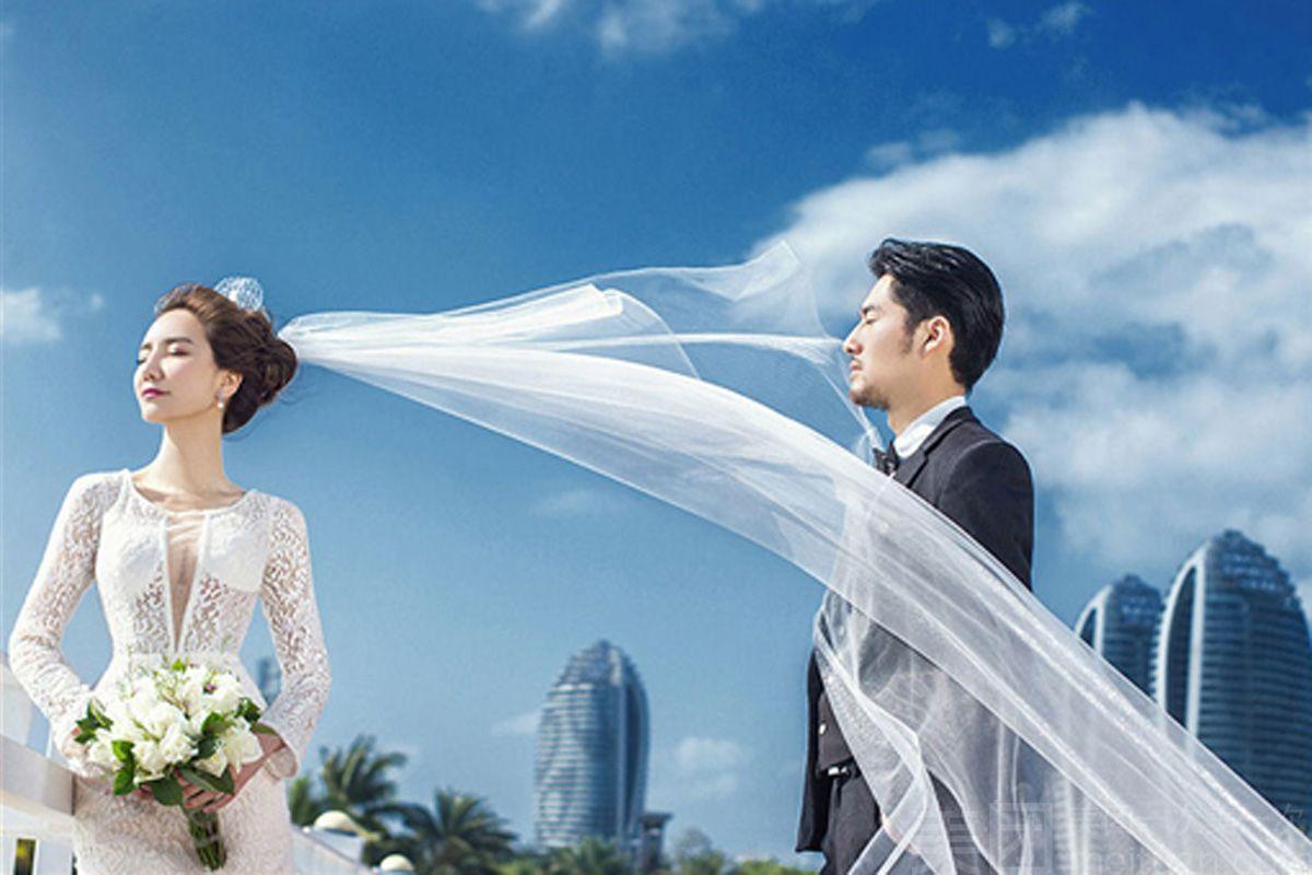 【维纳斯国际婚纱摄影】三亚旅拍