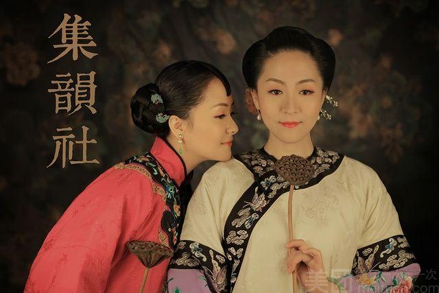集韵社专业京剧戏曲写真-美团