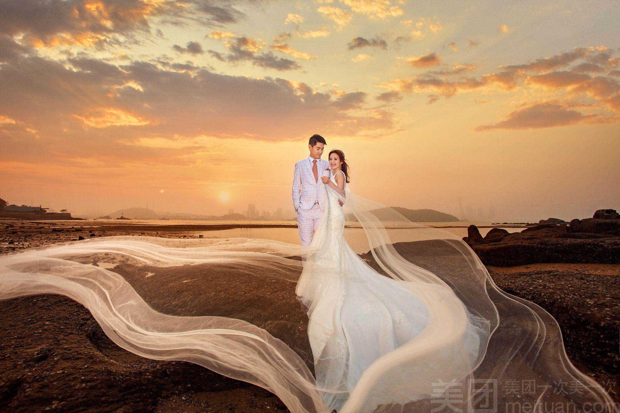 夏威夷婚纱摄影高端定制