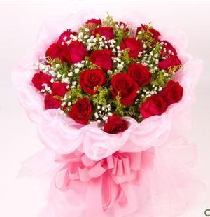 微信花朵头像小清新 玫瑰高清
