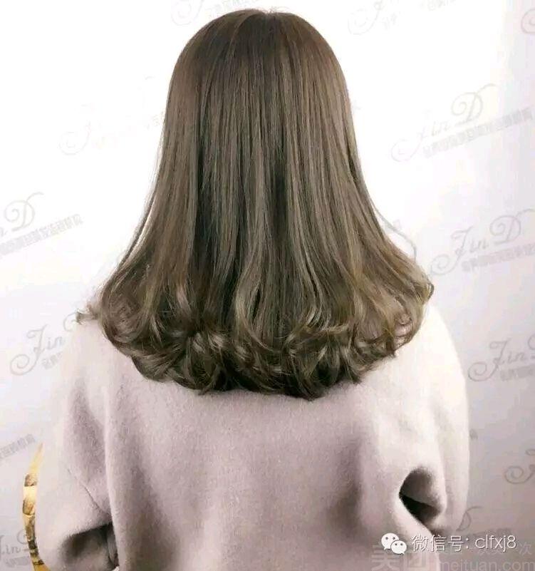 2018最流行的烫发