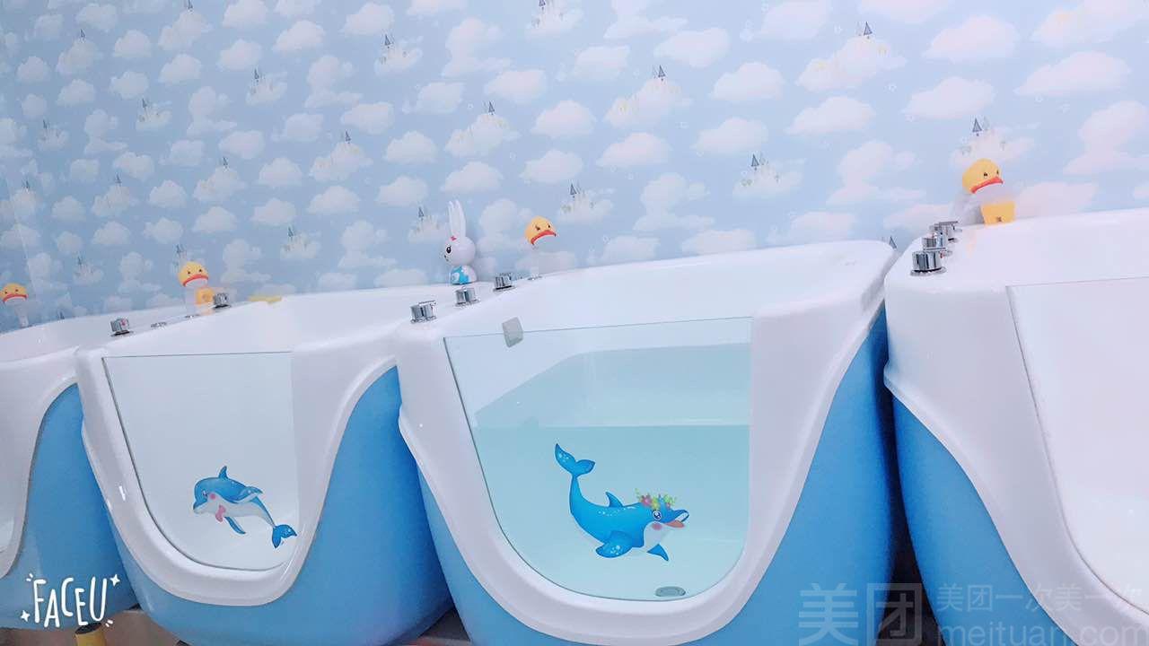 :长沙今日钱柜娱乐官网:【美贝美妈母婴生活游泳馆】小池单次洗澡+游泳+抚触体验