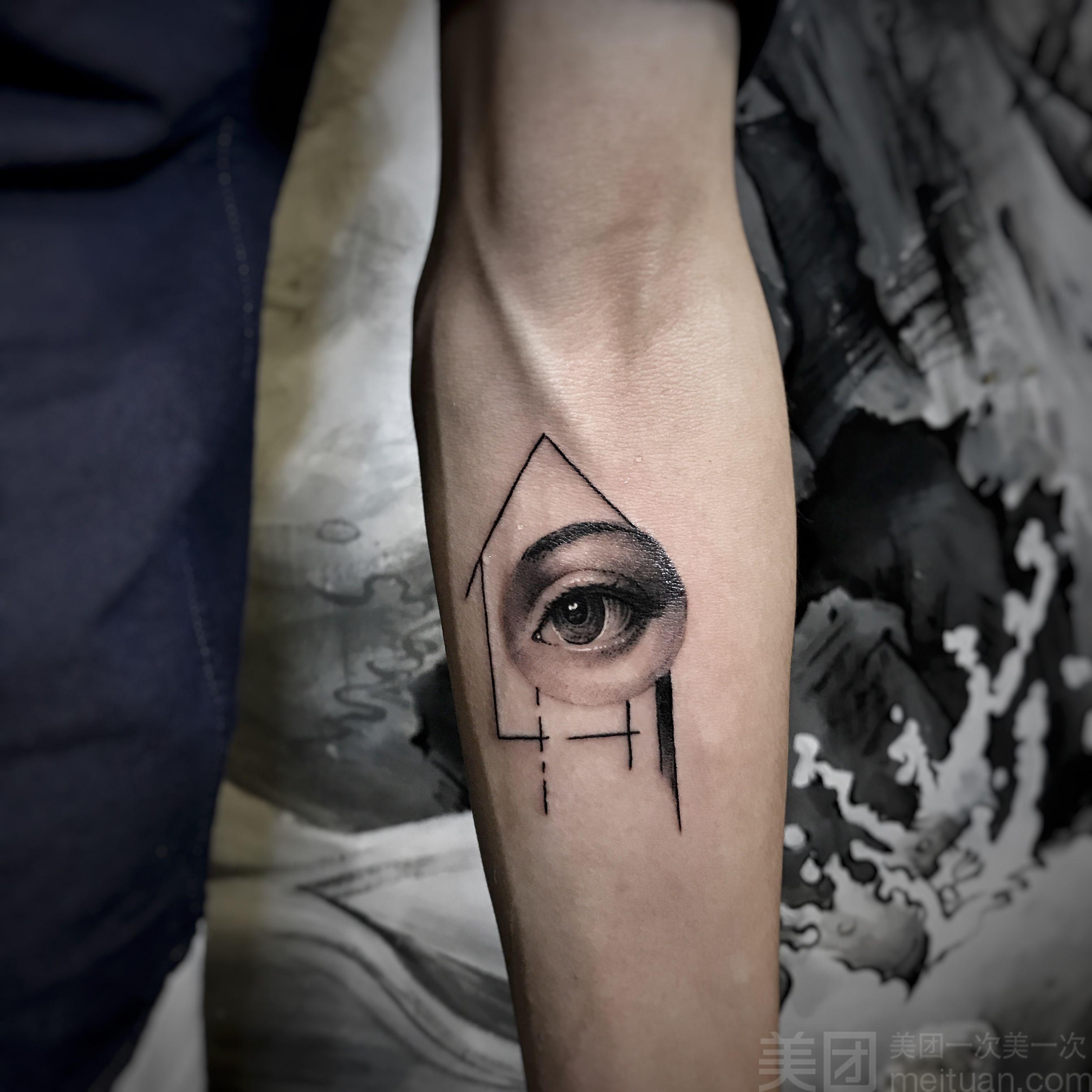 纹艺刺刻纹身