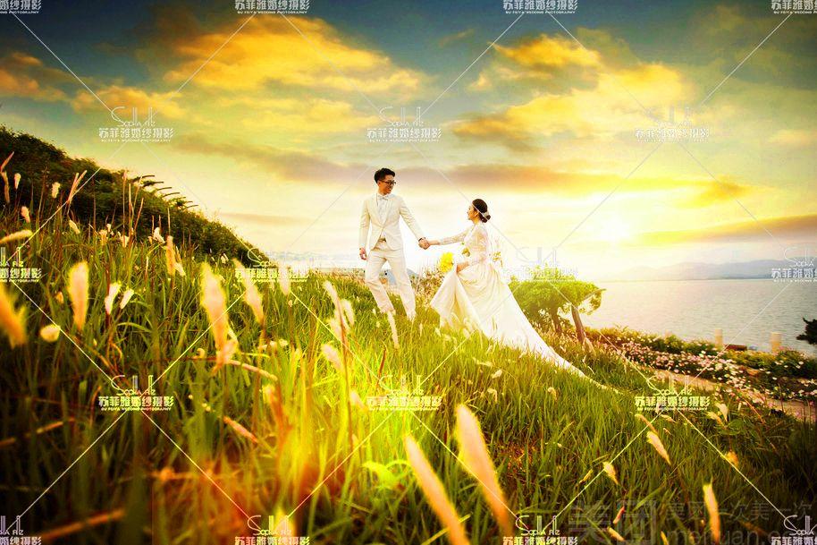 苏菲雅高端婚纱摄影-美团