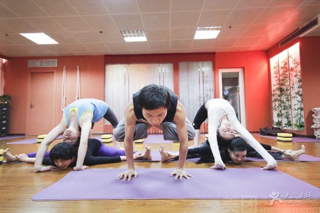 纯印度瑜伽