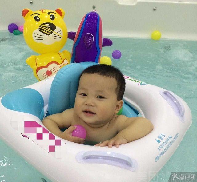 :长沙今日团购:【萌鱼宝宝婴幼儿生活馆】婴幼儿单人游泳套餐