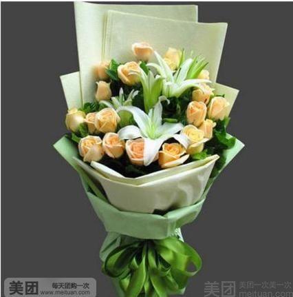 两生花花坊(情歌花店)-美团