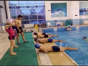 海蓝游泳培训(阳谷店)