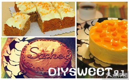 DIY sweet 21&个性蛋糕定制-美团