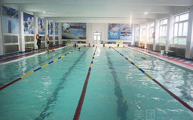富力汇健体游泳馆-美团