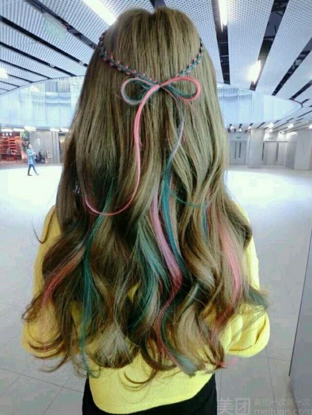 彩纤造型-美团