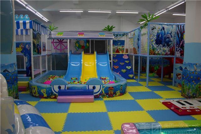 童年童趣亲子乐园-美团