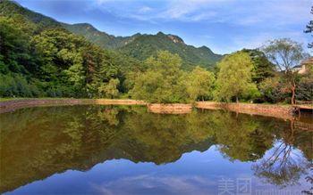 【西安等】金龙峡风景区-美团