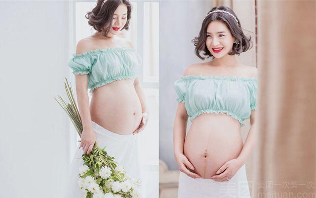 【韩国尚艺写真馆】时尚写真 孕妇照 孕妈妈 亲子摄影