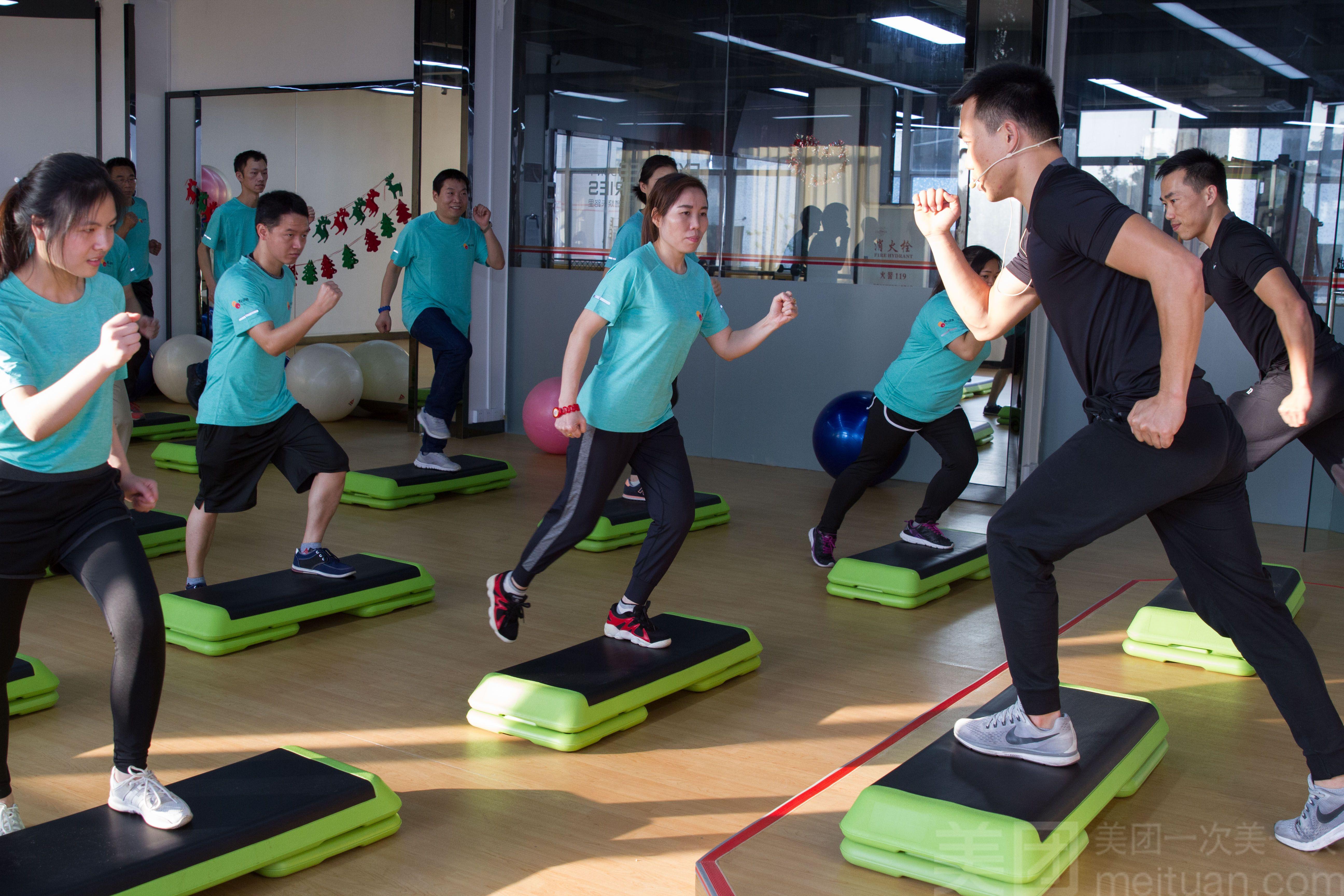 【速八体育健身减肥训练营】年后瘦身大作战