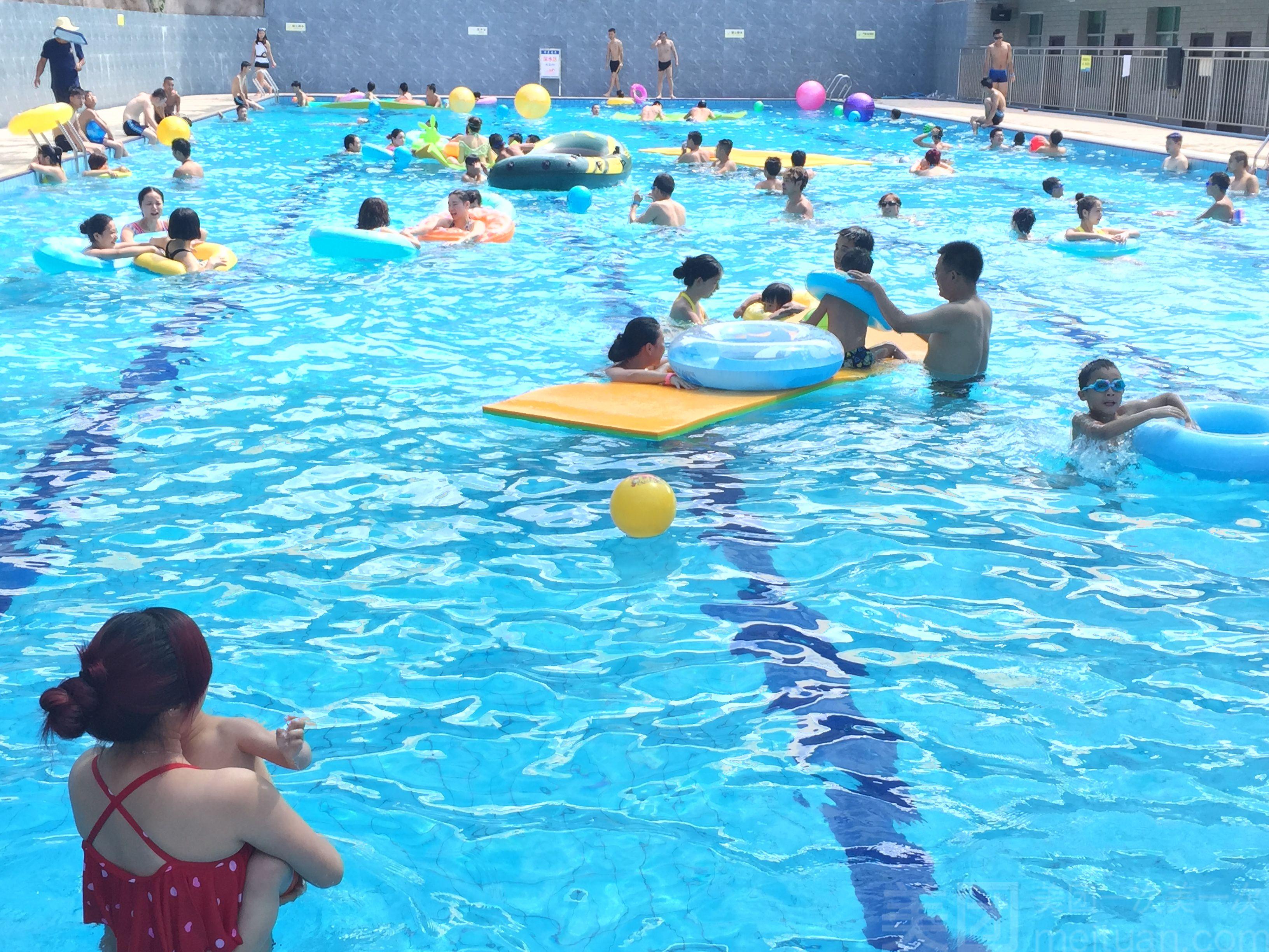 泳乐清泉游泳馆-美团